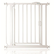 Safetots Self Closing Gate White Standard 75cm-82cm