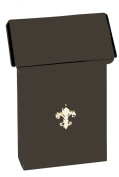 Gibraltar BW110V04 Small Vertical Style Wall Mount Mailbox, Venetian Bronze