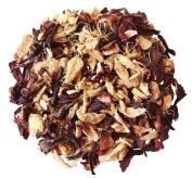 Chinese Tea, Blood Circulation Tea, Metabolism Tea, Heartburn, Organic Tea - Loose Leaf Herbal Tea, 120ml