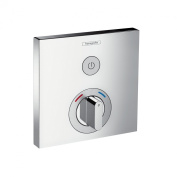 hansgrohe SHOWERSELECT Flush-Mounted Mixer 1 consumers chrom