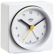 BRAUN Travel Alarm Clock BNC011WHWH