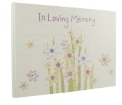 Memory Funeral Book / Book Of Condolence or Remembrance Guest Book
