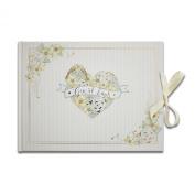 Rachel Ellen Wedding Collection Hardback Wedding Guest Book