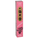 Lotus Morning Star Quality Japanese Incense by Nippon Kodo - 50 Sticks + Holder