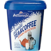 2 x Astonish Tea and Coffee Stain Remover 350g for Flasks Mugs and Cups £2.08 each exc VAT