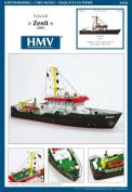 HMV 3430 Papermodel Survey Vessel Zenit