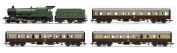 Hornby 00 Gauge Tyseley Connexion Pitchford Hall Limited Edition Train Pack