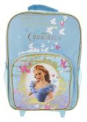 Disney Princess Children's Luggage, 12 Litres, Light Blue