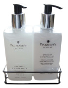 Pecksniff's Hand Wash Duo in Gardenia & White Peach