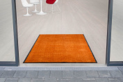 Joy Series Use & Wash Floor Mat - Terracotta - 43x60cm - 5 sizes available
