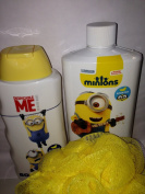 Despicable Me Minions Banana Scented Bath Bundle of 3 Items gift set