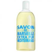 Compagnie de Provence Liquid Marseille Soap Mediterranean Sea 1000ml Refill