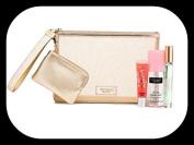 Hot Summer Nights Victoria's Secret Beauty Essentials Kit Gold