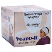 Graham Wrapp-It Styling Strips by GRAHAM PROFESSIONAL BEAUTY PRODUCTS