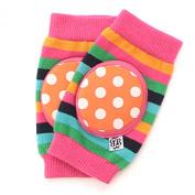Bella Tunno Happy Knees Baby Knee Pads, Sprinkle Party