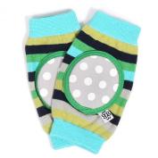 Bella Tunno Happy Knees Baby Knee Pads, Salt Water Taffy