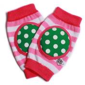 Bella Tunno Happy Knees Baby Kneepads, Cheeky Cupcake