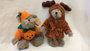 Teddy Bear/doll Clothes Outfits Small Size- 2 Pieces Set