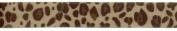 Mini Ribbon Spool - Leopard