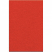 Eco-Fi Plus Premium Felt 30cm x 46cm -Red