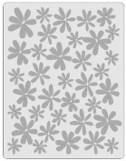 Floral Themed Icing Impression Mats by Ck Products