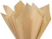Desert Tan Tissue Paper Ream 480 Sheets Wholesale Packaging Gift Wrap