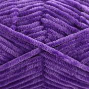 Universal Yarn Bella Chenille 116 Yarn, Pansy Purple