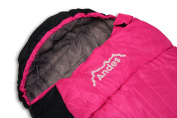 Andes Pichu 300 2-3 Season Childrens/Kids Camping Sleeping Bag