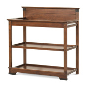 Child Craft Redmond Convertible Changing Table - Coach Cherry