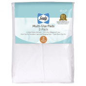 Sealy Multiuse 2 Piece Quilted Fleece Pads