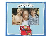 "Malden ""Mr. Fix It"" 4x6 Photo Frame"