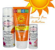 "Sweetsation Therapy Chocolate Summer Collection ""Sunny Fun"""