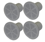 Black & Decker S700E Scumbuster Replacement (4 Pack) Pad Holder # 90521512-4pk