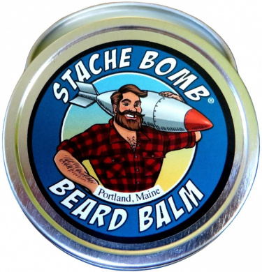 Stache Bomb Beard Balm