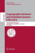 Cryptographic Hardware and Embedded Systems -- CHES 2015