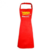 123t Aprons It's A Thompson Thing You Wouldn't Understand Kids Cooking/Playtime for Infants