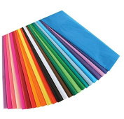 Art Tissue Paper Assorted Colours 20X30