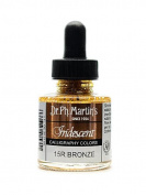 Dr. Ph. Martin's Iridescent Calligraphy Colours 30ml bronze