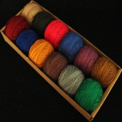 Valdani Perle Cotton Size 12 Embroidery Thread Joyful Set 2 12/pkg