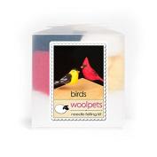 WoolPets Birds Needle Felting Kit