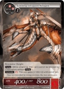 Force of Will Gliding Dragon Knight TAT-029 C