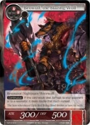 Force of Will Beowulf, the Blazing Wolf TAT-019 C