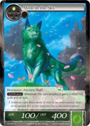 Force of Will Wolf in the Sky TAT-071 C