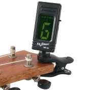 Chromatic Tuner fit for Guitar/Bass/Violin/Ukulele/some of wind instrument