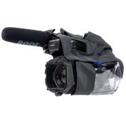 CamRade wetSuit Waterproof PVC Rain Cover for Sony PXW-X70 Camcorder