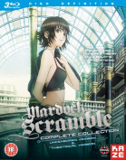 Mardock Scramble [Region B] [Blu-ray]