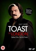 Toast of London: Series 1-3 [Region 2]