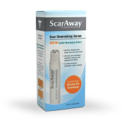 ScarAway Silicone Gel Scar Treatment, Scar Diminishing Serum with Massaging Applicator, 5ml