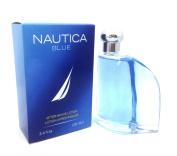 *NAUTICA BLUE*By Nautica After-Shave Liquid Splash 3.4 oz~100 ml New in Box