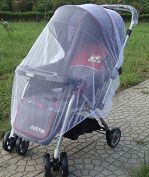Sunny Hill Baby Stroller and Infant Carrier Insect Netting Mosquito Net Cart Universal Nets Good Quality Smelless Protective Special Stroller Insect Net